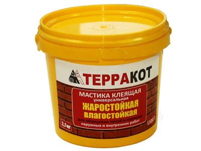 Terrakot мастика наливные промышленные полы оборудование